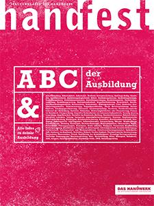 ABC der Ausbildung