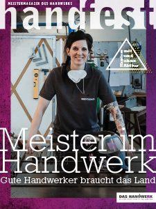 handfest - Meister im Handwerk