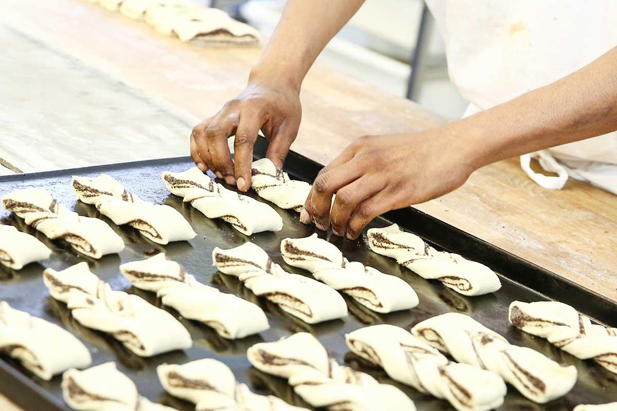 Beruf Bäcker