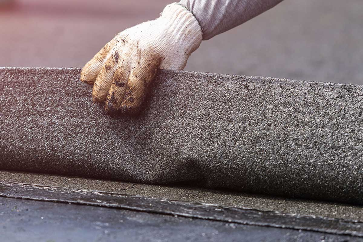 Beruf Bauwerksabdichter