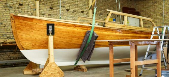 Beruf Bootsbauer