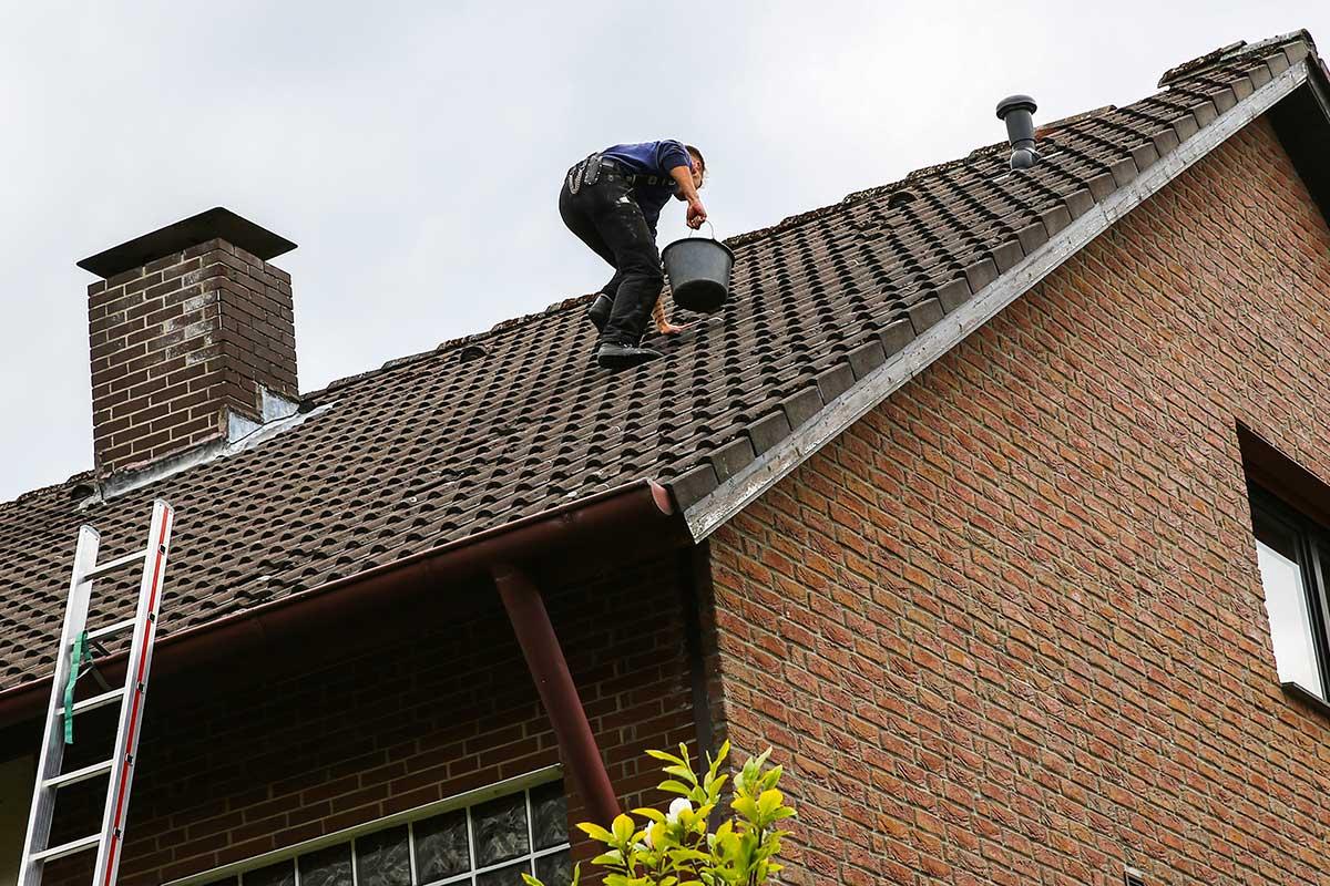 Beruf Dachdecker