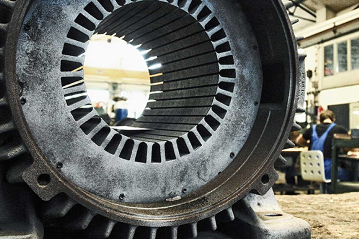 Elektroniker für Maschinen und Antriebstechnik