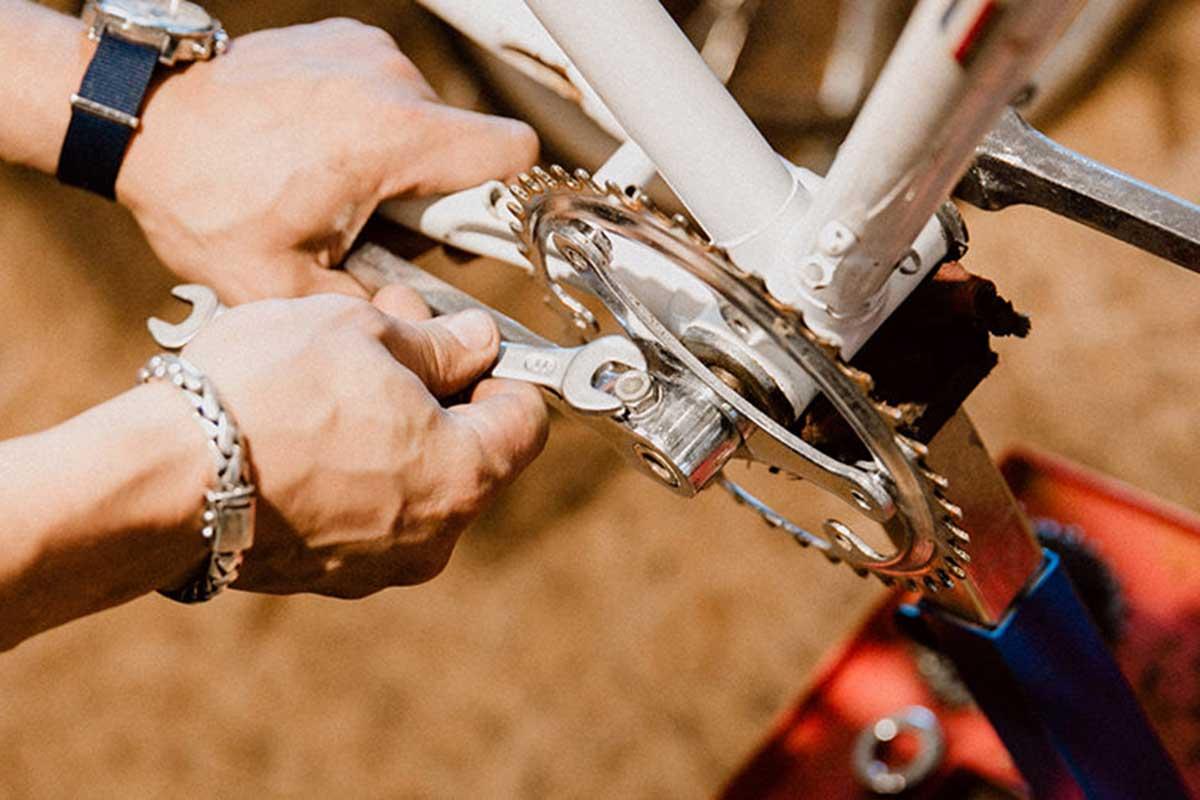 Fahrradmonteur