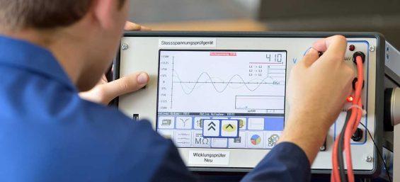 Informationselektroniker mit dem Schwerpunkt Bürosystemtechnik